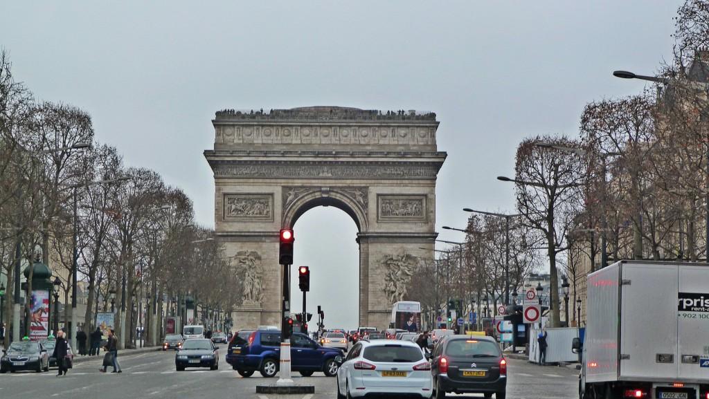 12.Paris-Arcdetriomphe
