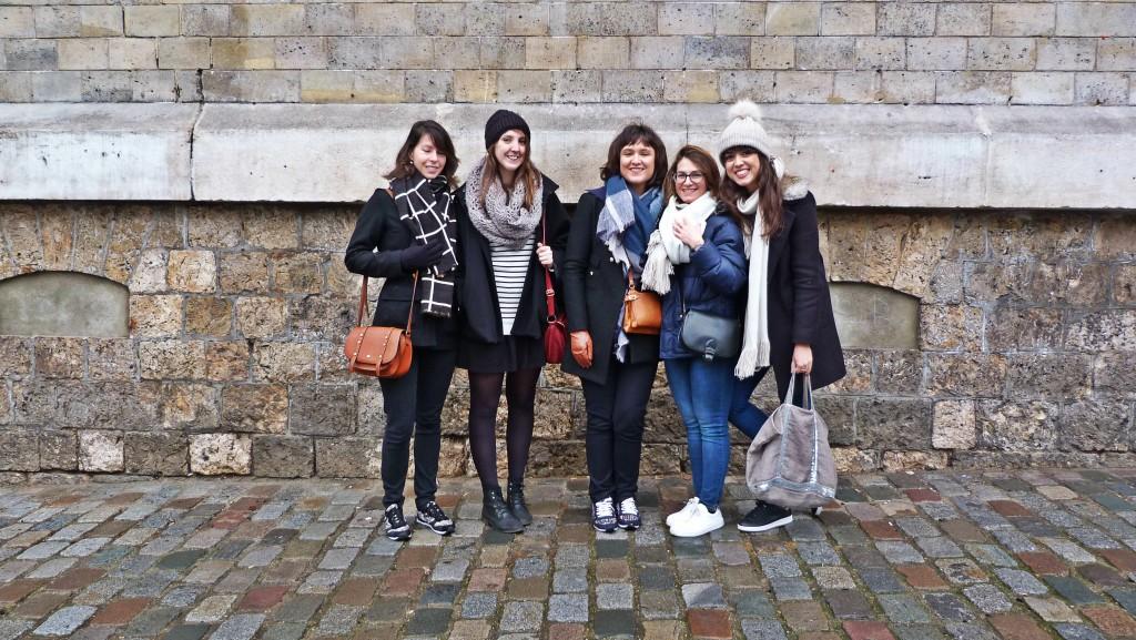 Paris-friends