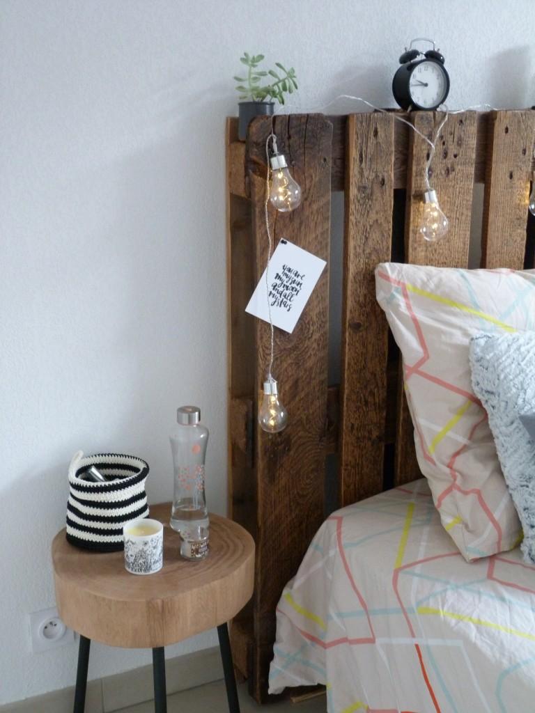 fabriquer tete de lit avec palette. gallery of tete de lit en