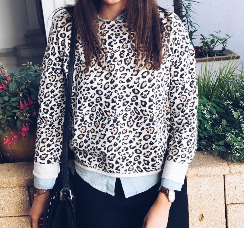 look black léopard noir