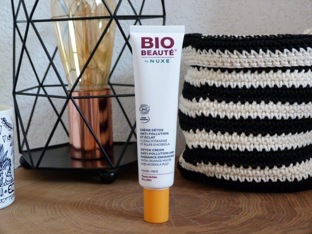 con-fession bio beauté détox nuxe crème antipollution éclat easyparapharmacie