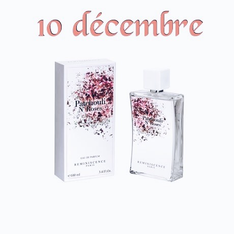 concours avent reminiscence patchouli n roses