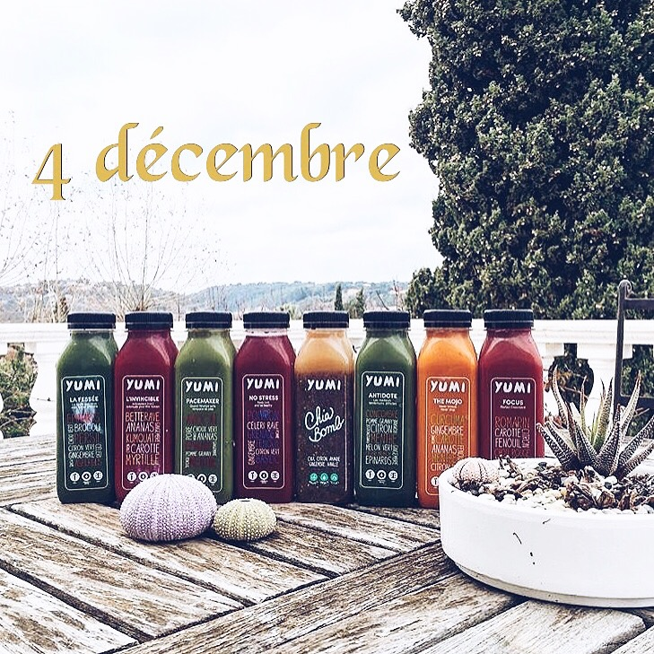 concours calendrier avent yumidrinks yumi drinks