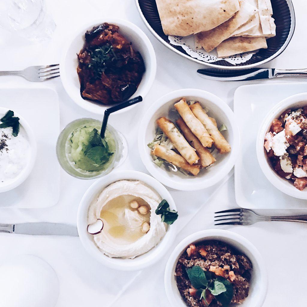 Restaurant Le phénicia libanais antibes